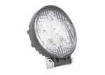 "LED WORK LIGHTS - BASIC SERIES (CIRCLE). 4.16""L x 1.69""W x 5.4""D"