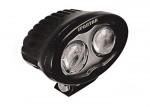 "LED WORK LIGHTS - MAGNUM SERIES (OVAL). 4.6""L x 3""W x 5.8""D"